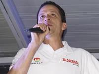 Iniciativas de Saldarriaga multiplican el favoritismo del candidato a la alcaldía de Soacha