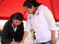 Microrrueda de empleo en Ciudad Verde  Soacha