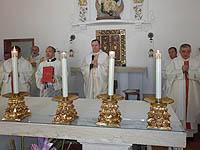 Soacha ora para que el Papa Francisco visite al municipio