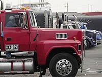Medidas para enfrentar el paro camionero en Cundinamarca