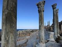 En peligro, considera la Unesco los cinco sitios libios del Patrimonio Mundial