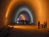 Túnel de la línea no será entregado en noviembre