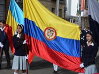 Sibaté conmemoró la independencia colombiana