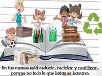 Colegios de Soacha podrán participar en Reciclatón