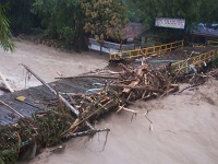 Alerta por lluvias en Colombia