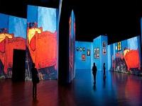 Inicia en Bogotá, la muestra Van Gogh Alive