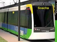 """El """"tire y afloje"""" del tren ligero para Soacha"""