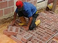 En trabajo de autogestión comunidad de Cazuca construyó importante obra