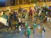 Positivo balance de celebración por copa Libertadores en Soacha