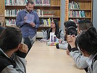 Estudiantes de la Isla participan en concurso de ortografía
