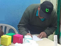 Voto en blanco gana en elección de Asojuntas comuna tres de Soacha