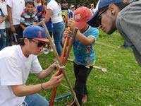 Soacha se alista  para el Campamento Juvenil Nacional de Manizales