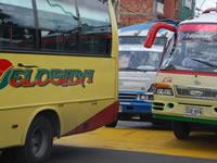 Sibaté amaneció con paro de transporte