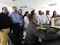 Ediles del país reconocen el trabajo conjunto de comunales y Policía de Soacha