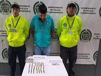 Capturado en Carrrapí presunto asesino y estafador
