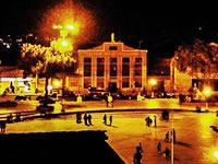 Lámparas y luminarias para el  parque principal de Soacha