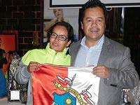 Soacha homenajeó a los campeones de los Juegos Deportivos del Magisterio
