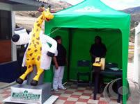La E.S.E. de Soacha estuvo en la Feria de la Salud
