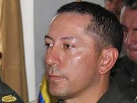 Coronel Berdugo se despide de Soacha