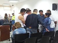Autoridades capturan homicidas de un adulto mayor en Cundinamarca