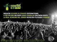 Este fin de semana viva la primera edición del Festival Rock Eco Sabana