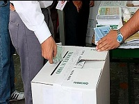 MOE prende alarmas en 243 municipios por plebiscito