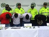 Desarticulados 'Los sureños' banda que delinquía en Bosa