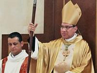 Se posesionó nuevo obispo en la diócesis de Soacha