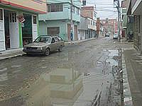 Dos años de abandono completa  obra de acueducto y alcantarillado en Soacha