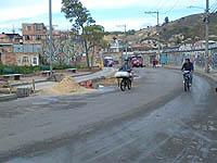 Lentitud en obras perjudica a residentes de la comuna uno de Soacha