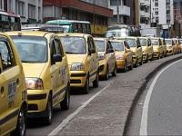 Bogotanos podrán pagar taxi con tarjeta de crédito