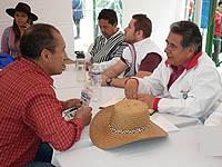 Alcaldía de Soacha traslada  atención a la comuna tres