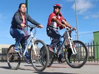 """Más de 800 personas participaron de la """"Gran Jornada en Bici"""""""