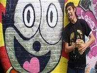 Destituidos e inhabilitados policías involucrados en homicidio de grafitero