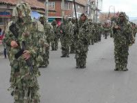 Cerca de un mes duró la preparación del desfile alusivo a los 416 años de Soacha
