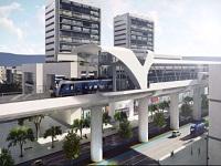 Gobierno aún estudia el metro elevado que propuso Peñalosa