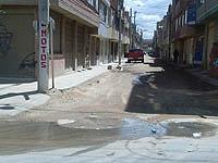 Aguas residuales se filtran en viviendas del sector Terreros de Soacha