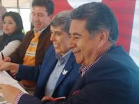 Alcaldía de Soacha, Gobernación de Cundinamarca y Unidad de Víctimas firman convenio para el funcionamiento del  CRAV