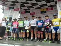 Ciclistas de Cundinamarca líderes en la élite nacional
