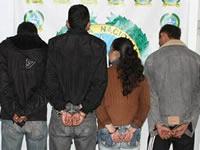 Cae banda criminal que atracaba en las calles 13 y 15 de Soacha