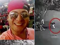 ¿Quién asesinó al cantante de  reggaetón que era  celador en Soacha?