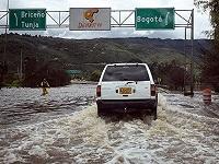 Soacha, una de las prioridades de Cundinamarca durante periodo de lluvias
