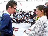 Estudiantes  de Soacha demuestran habilidades con los números