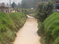 En Soacha se abre punto de información sobre los afluentes hídricos