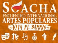 En Soacha inicia el III Encuentro Internacional de las Artes Populares 2016
