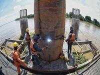 En La Mojana se construye el puente más largo del país