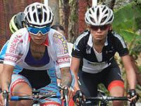 Estrategia y esfuerzo en la segunda etapa de la Clásica ciclística de Soacha