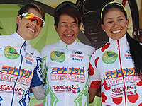 En tercera etapa se definieron campeones parciales de la Clásica de Soacha