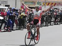 Ecuatoriano Jonathan Caicedo repite título en la Clásica ciclística de Soacha