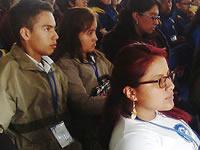 Estudiantes de Soacha también debaten sobre el plebiscito